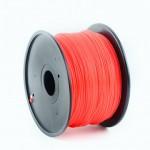 3D nyomtató kellék Gembird PLA 1.75mm 1kg Fil. Red