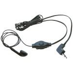 Cobra EBM In-Ear Mono Headset Black
