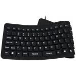Esperanza Silicone USB Keyboard HU Black