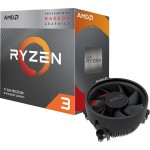 AMD Ryzen 3 3200G BOX (sAM4)
